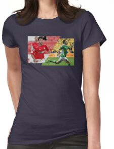 WESO - COLOUR Womens Fitted T-Shirt