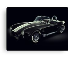 Shelby Cobra 427 Ghost Canvas Print