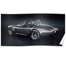 Shelby Cobra 427 - Venom Poster