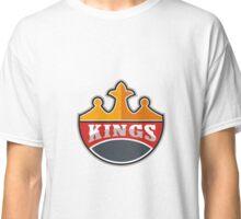 King Crown Kings Retro Classic T-Shirt