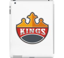 King Crown Kings Retro iPad Case/Skin