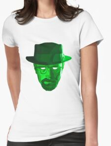 HEISENBERG 2 Womens Fitted T-Shirt