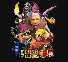 Clash Of Clans Troops Unisex T-Shirt