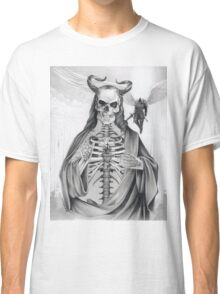 Jesus and the Angel of Death Classic T-Shirt