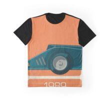 Batmobile 89 part I of III Graphic T-Shirt