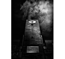 Clock Tower No 110 Davenport Rd Toronto Canada Photographic Print