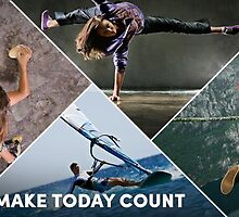Do more. Make today count by ShieldSA