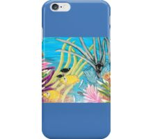 Colors of the Sea iPhone Case/Skin