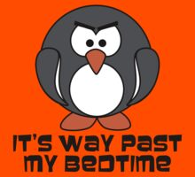 Big Bad Bedtime Penguin Kids Clothes