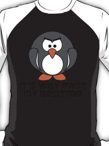 Big Bad Bedtime Penguin T-Shirt