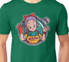 Dragon Ball Quest, by bulma Unisex T-Shirt