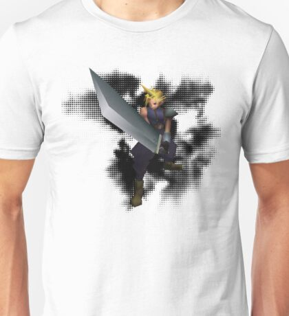 cloud strife ff7 Unisex T-Shirt