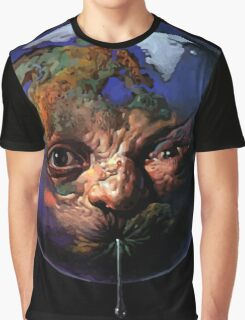 Arseface of the Earth without stars (Preacher) Graphic T-Shirt