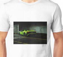 Lamborghini Aventador SV Roadster Green Unisex T-Shirt