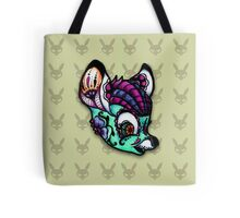 Sugar Skull Bambi Tote Bag