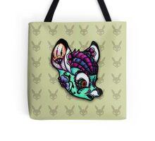 Sugar Skull Bambi Tote Bag