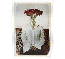 Still Life with The Faceless Woman Poster