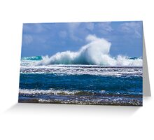 16th Beach, Rye, Mornington Peninsula Greeting Card