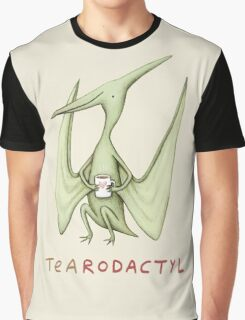 Tearodactyl Graphic T-Shirt