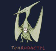 Tearodactyl Baby Tee