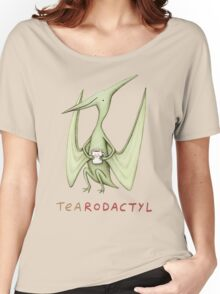 Tearodactyl Women's Relaxed Fit T-Shirt