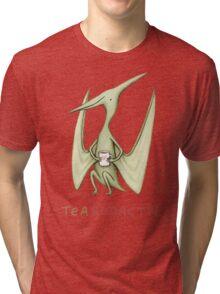 Tearodactyl Tri-blend T-Shirt
