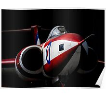 RAF Gloster Javelin XH897 Poster