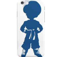 Trunks Super Saiyan God iPhone Case/Skin