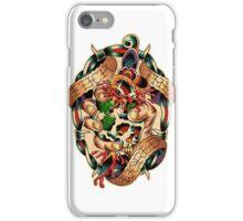 Fuck The World 03 iPhone Case/Skin