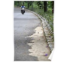 empty road Poster