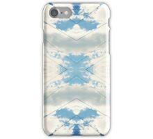 Cloud Cross iPhone Case/Skin