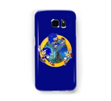 3 Shades of Sonic Samsung Galaxy Case/Skin