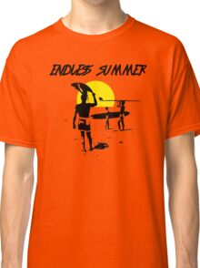 ENDLESS SUMMER SURF MOVIE Classic T-Shirt
