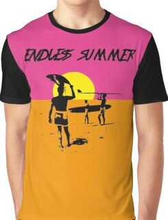 ENDLESS SUMMER - CLASSIC SURF MOVIE Graphic T-Shirt