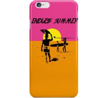 ENDLESS SUMMER SURF MOVIE iPhone Case/Skin
