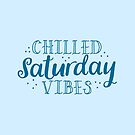 Chilled Saturday vibes by jazzydevil