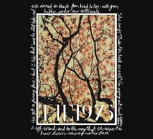 The 1975 Floral  by RockandRoll Maker