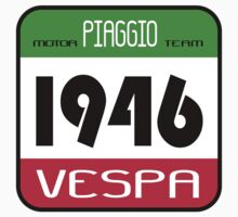 VESPA 1946 by madeofthoughts