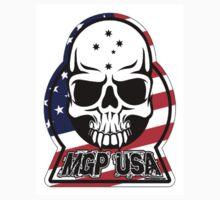 MGP USA Logo by Arts &   Others