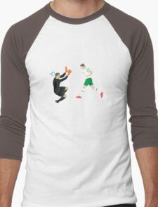 The Italian Rob Men's Baseball ¾ T-Shirt