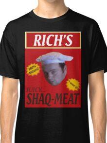 Juicy Shaq-Meat Classic T-Shirt