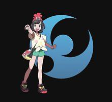 Pokémon Sun and Pokémon Moon - Trainer (Female) w/ Moon Logo Unisex T-Shirt