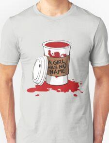 A girl has no name!  Unisex T-Shirt