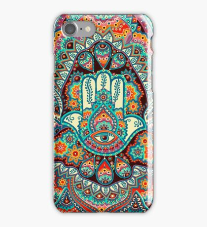 Hamsa Hand iPhone Case/Skin