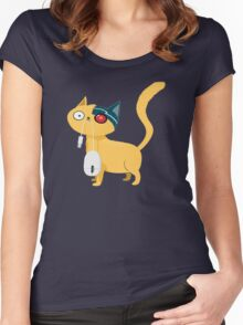 The catch Women's Fitted Scoop T-Shirt