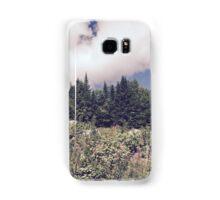 Purple Mount Washington Samsung Galaxy Case/Skin