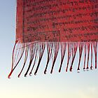 Prayer flag by TwoShoes