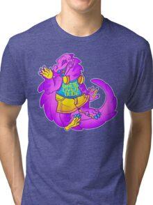 Skully Tri-blend T-Shirt
