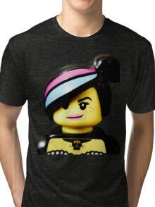 Wild West Wyldstyle Tri-blend T-Shirt