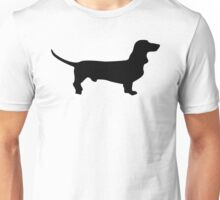 Dachshund Pattern Unisex T-Shirt